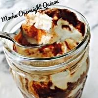 Mocha Overnight Quinoa