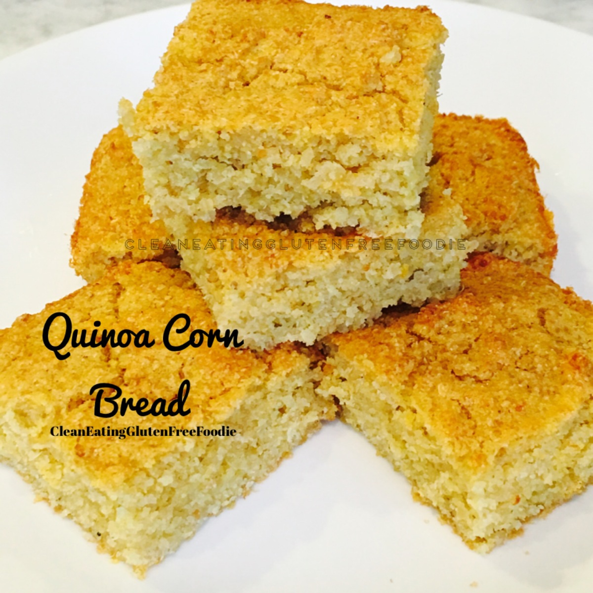 Quinoa Corn Bread