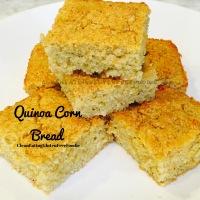 Quinoa Corn Bread