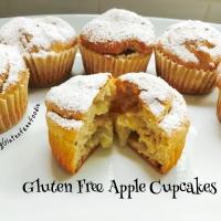 Gluten Free Apple Cupcakes
