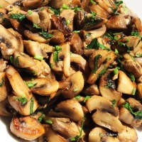 Simply Sauteed Mushrooms
