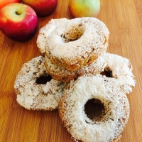 GF Apple Doughnuts