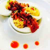 Loaded Devilish Eggs