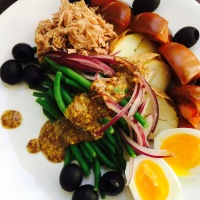 Easy Salad Nicoise