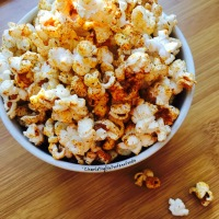 Cajun Popcorn