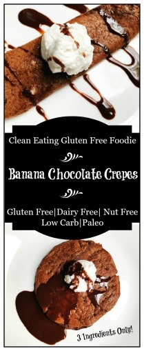 Banana Chocolate Crepes