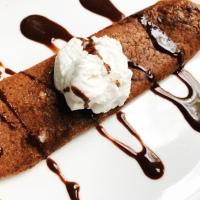 Banana Chocolate Crepes