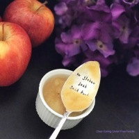 Instant Pot Apple Sauce