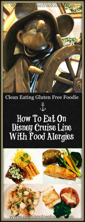 Disney Cruise with Food Allergies