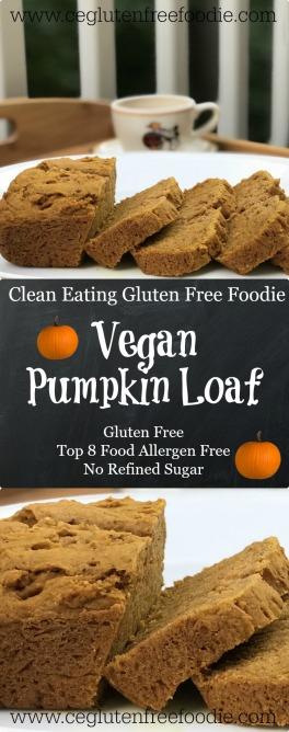 Vegan Pumpkin Loaf