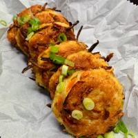 Crispy Chicken Patties